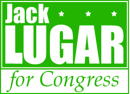 Jack Lugar for Congress